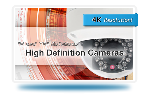 High Definition Up To 1080P - Cameras