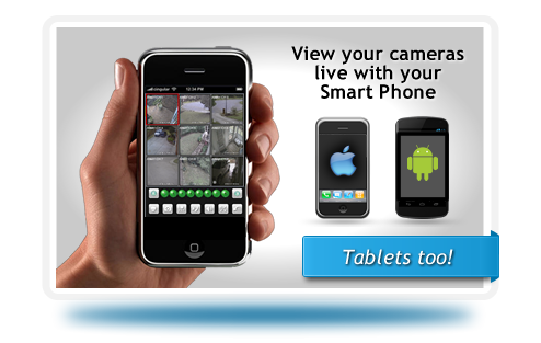 iPhone and Android System Compatiable, tablets too!